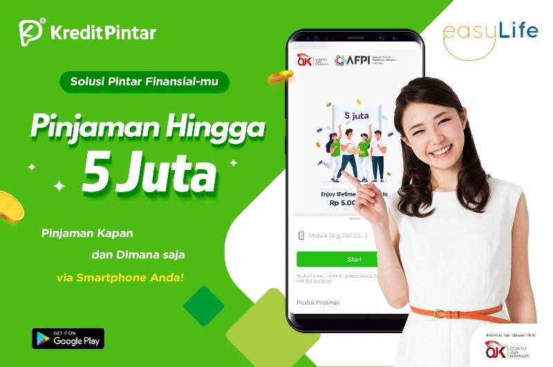 Kredit Pintar Personal Loan Easy Life
